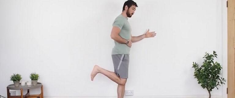 quadricep stretches