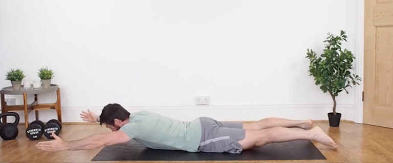 chest stretches