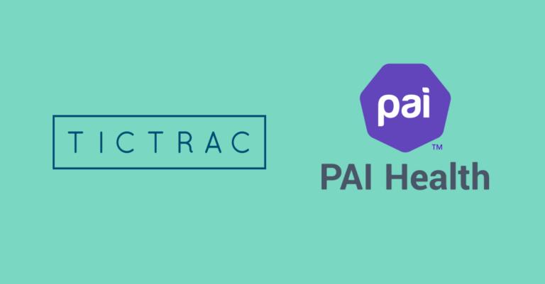 tictrac pai health partnership wellbeing